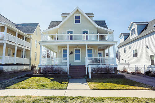Single Family for Sale at 105 6th Avenue Belmar, New Jersey 07719 United States