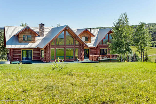 Single Family for Sale at 7211 Catherine Store Road Carbondale, Colorado 81623 United States