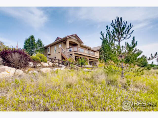 Single Family for Sale at 5290 Deer Meadow Ct Loveland, Colorado 80537 United States