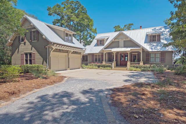 Single Family for Sale at 439 Nicole Forest Drive Santa Rosa Beach, Florida 32459 United States