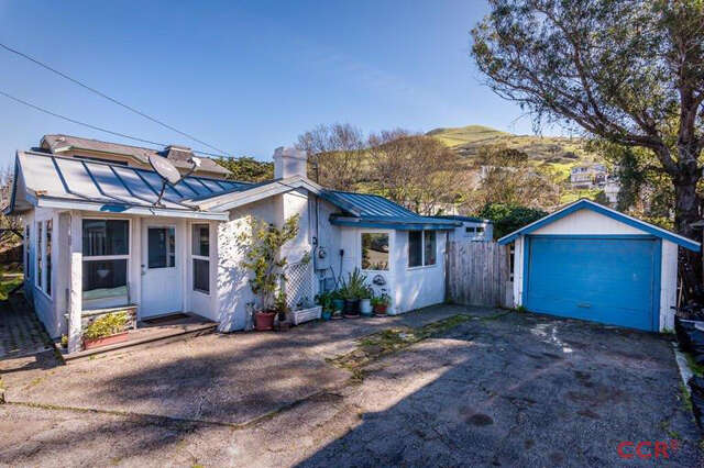 Single Family for Sale at 200 Old Creek Road Cayucos, California 93430 United States