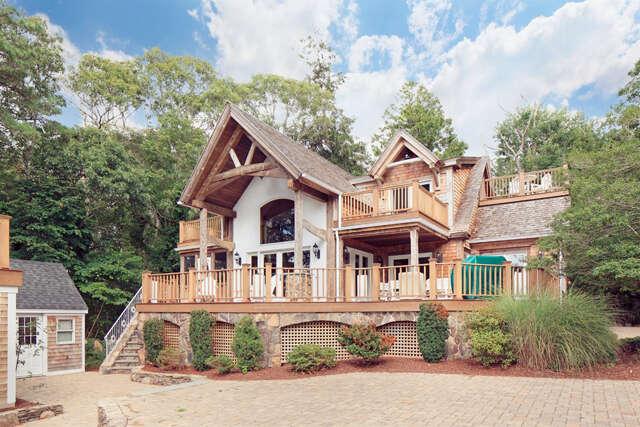 Single Family for Sale at 2 Briarwood Lane Pocasset, Massachusetts 02559 United States