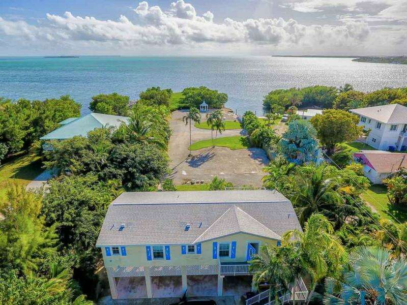 Single Family for Sale at 21550 Overseas Hwy Cudjoe Key, Florida 33042 United States