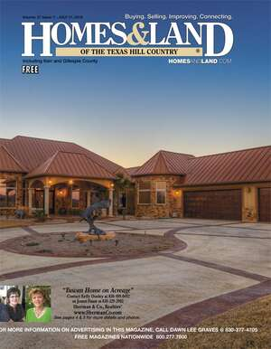 HOMES & LAND Magazine Cover. Vol. 27, Issue 07, Page 5.