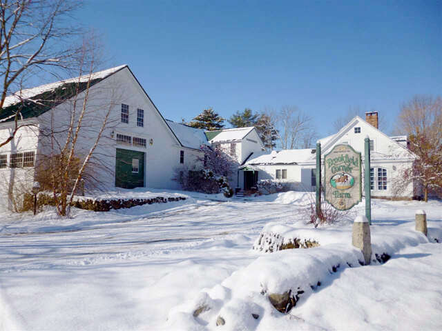 Single Family for Sale at 251 Wentworth Road Brookfield, New Hampshire 03872 United States