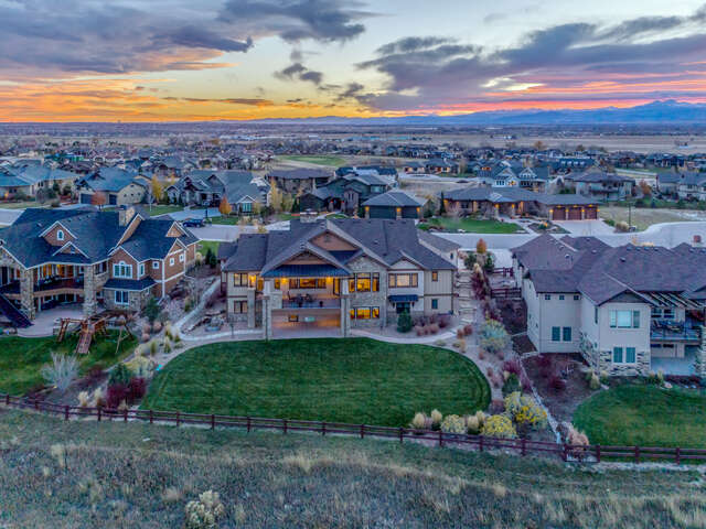 Single Family for Sale at 3756 Valley Crest Dr Timnath, Colorado 80547 United States