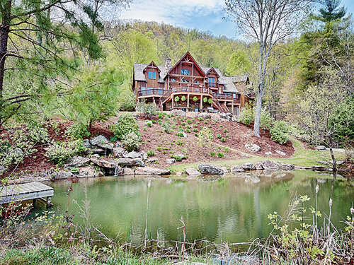 Single Family for Sale at 99 Bear Woods Trail Asheville, North Carolina 28805 United States