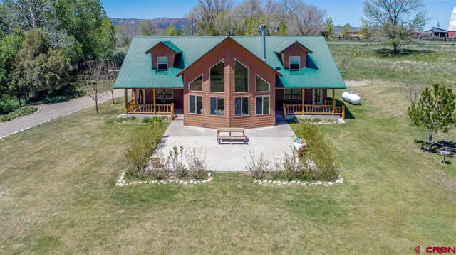 Single Family for Sale at 39259 Road J Road Mancos, Colorado 81328 United States