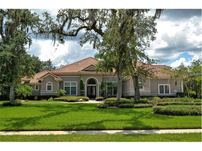Single Family for Sale at 1821 Bridgewater Drive Lake Mary, Florida 32746 United States