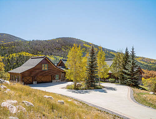 Single Family for Sale at 34200 Catamount Drive Steamboat Springs, Colorado 80487 United States