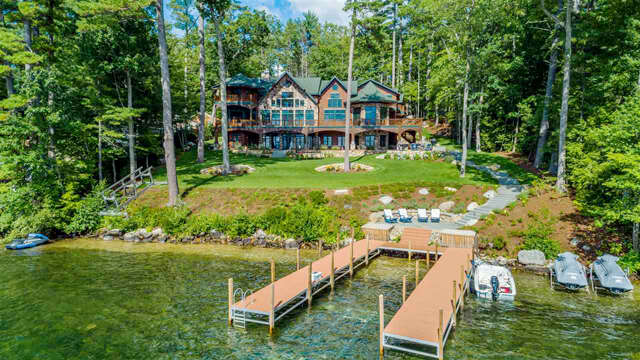 Single Family for Sale at 68 Wagon Wheel Trail Meredith, New Hampshire 03253 United States