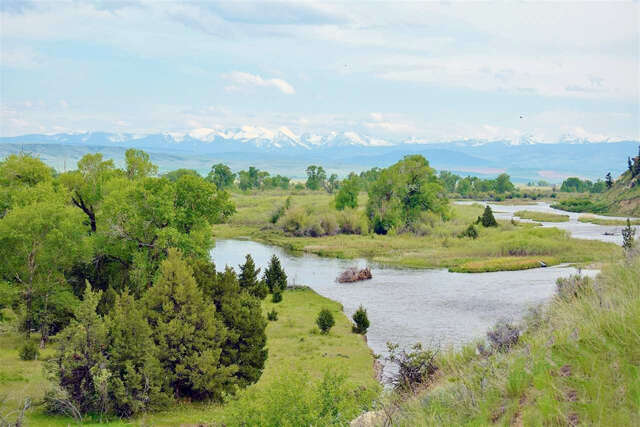 Single Family for Sale at 5255 Madison Road Three Forks, Montana 59752 United States