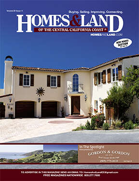 HOMES & LAND Magazine Cover. Vol. 20, Issue 05, Page 29.
