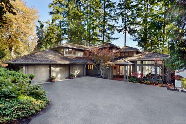 Single Family for Sale at 11700 Arrow Point Dr NE Bainbridge Island, Washington 98110 United States