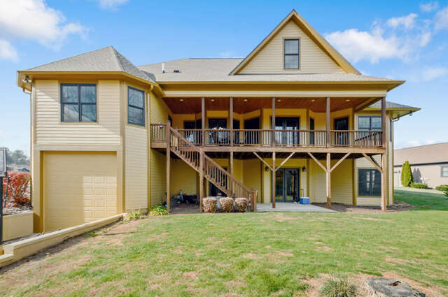Single Family for Sale at 44 King Heights Drive Fletcher, North Carolina 28732 United States