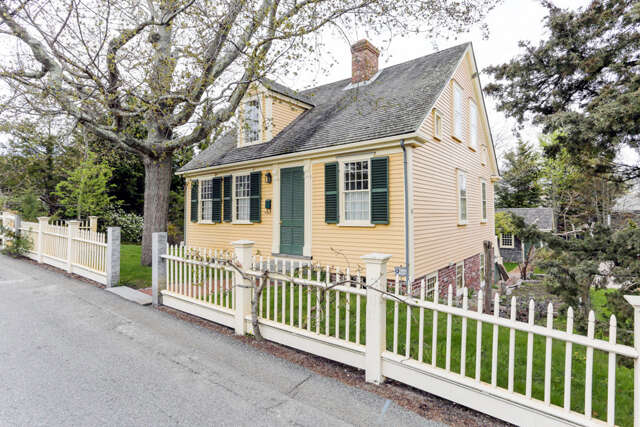 Single Family for Sale at 11-15 Franklin Street Provincetown, Massachusetts 02657 United States