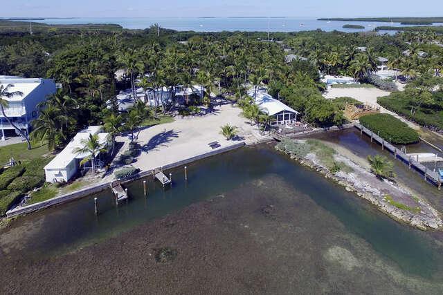 Land for Sale at 84745 Old Highway Islamorada, Florida 33036 United States