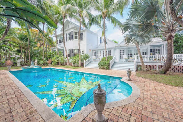 Single Family for Sale at 1017 Southard Street Key West, Florida 33040 United States