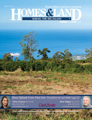 HOMES & LAND Magazine Cover. Vol. 27, Issue 06, Page 22.