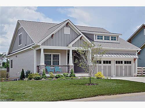 Single Family for Sale at 87 Birchbark Drive Mills River, North Carolina 28759 United States