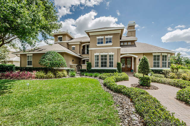 Single Family for Sale at 2975 Wentworth Way Tarpon Springs, Florida 34688 United States