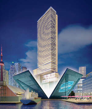 New Home for Sale, ListingId:39277610, location: 132 Queens Quay East Toronto