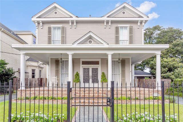 Single Family for Sale at 1724 Valence Street New Orleans, Louisiana 70115 United States