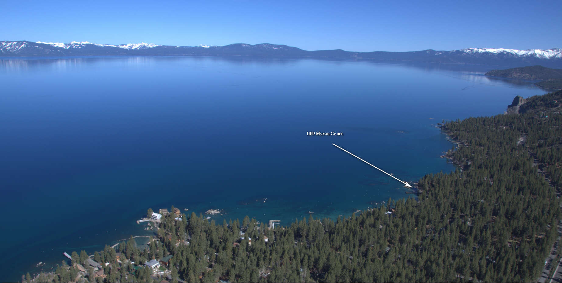 Single Family for Sale at 1100 Myron Court Zephyr Cove, Nevada 89448 United States