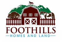 Foothills Homes and Land