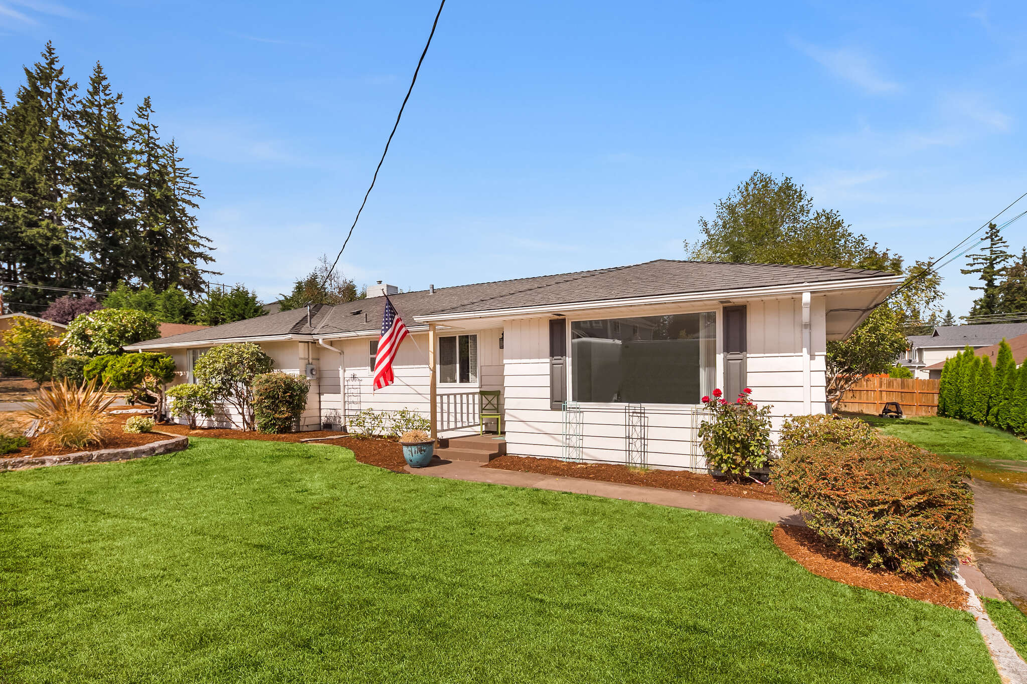 Single Family for Sale at 19 213th Street SW Bothell, Washington 98021 United States