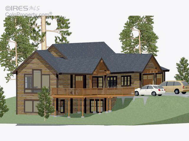 Single Family for Sale at 0 Ypsilon Cir Estes Park, Colorado 80517 United States