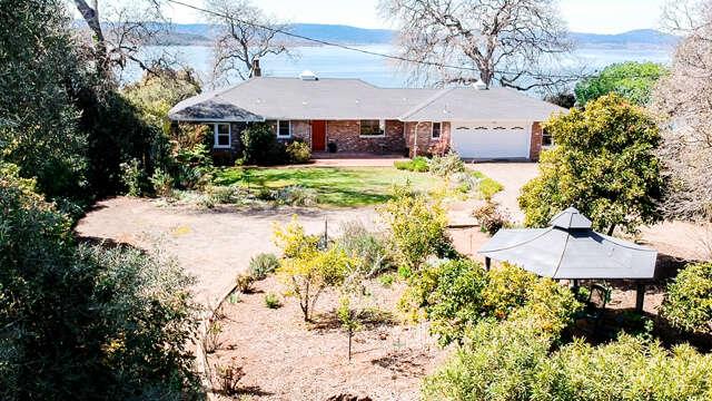 Single Family for Sale at 1605 Westlake Dr Kelseyville, California 95451 United States