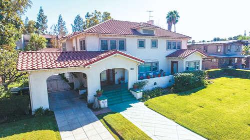 Single Family for Sale at 224 E Fern Avenue Redlands, California 92373 United States