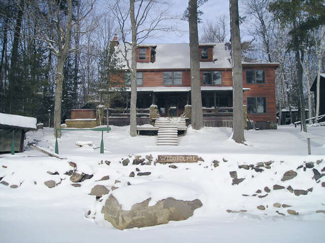 Single Family for Sale at 190 Seventh Lake Road Inlet, New York 13360 United States