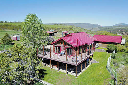 Single Family for Sale at 0263 Cr 119 Glenwood Springs, Colorado 81601 United States