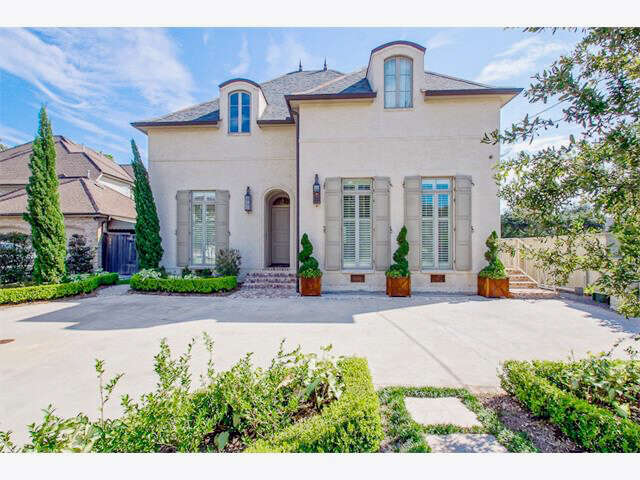 Single Family for Sale at 225 W Oakridge Park Metairie, Louisiana 70005 United States