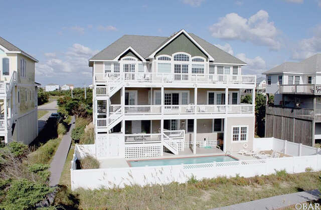 Single Family for Sale at 41467 Ocean View Drive Avon, North Carolina 27915 United States