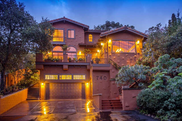Single Family for Sale at 740 Vernal Way Redwood City, California 94062 United States