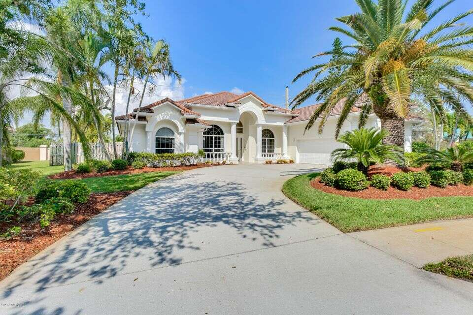 Single Family for Sale at 1780 Canterbury Drive Indialantic, Florida 32903 United States