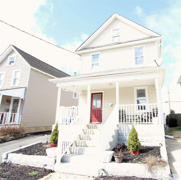 Single Family for Sale at 602 1/2 Newark Avenue Bradley Beach, New Jersey 07720 United States