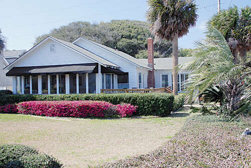 Single Family for Sale at 2233 Bruce Drive St. Simons Island, Georgia 31522 United States