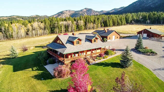 Single Family for Sale at 2801 Stewart Trail Rd. Etna, Wyoming 83118 United States