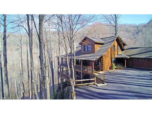 Single Family for Sale at 110 Dotsu Trail Maggie Valley, North Carolina 28751 United States