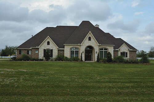 Single Family for Sale at 16410 Halfmoon Santa Fe, Texas 77517 United States