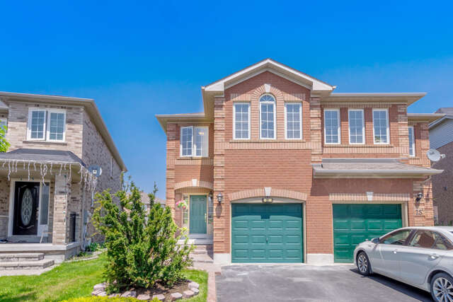 Featured Property in BRAMPTON, ON, L6X 4W6