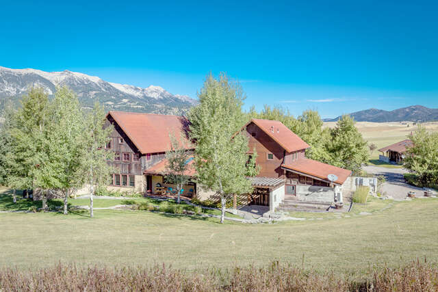 Single Family for Sale at 400 Cloud Nine Bozeman, Montana 59715 United States