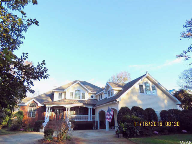 Single Family for Sale at 7001 Martins Point Road Kitty Hawk, North Carolina 27949 United States