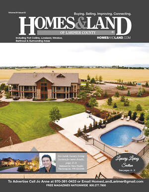HOMES & LAND Magazine Cover. Vol. 34, Issue 02, Page 12.