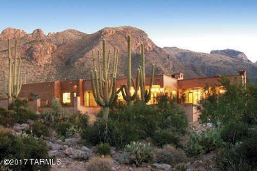 Single Family for Sale at 1902 E Sahuaro Blossom Place Tucson, Arizona 85718 United States