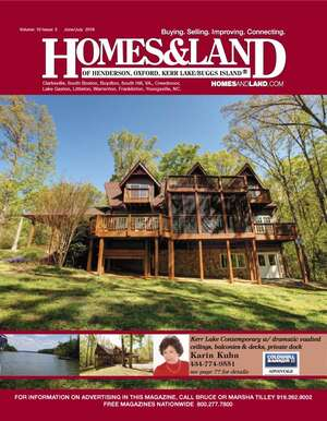 HOMES & LAND Magazine Cover. Vol. 10, Issue 03, Page 16.